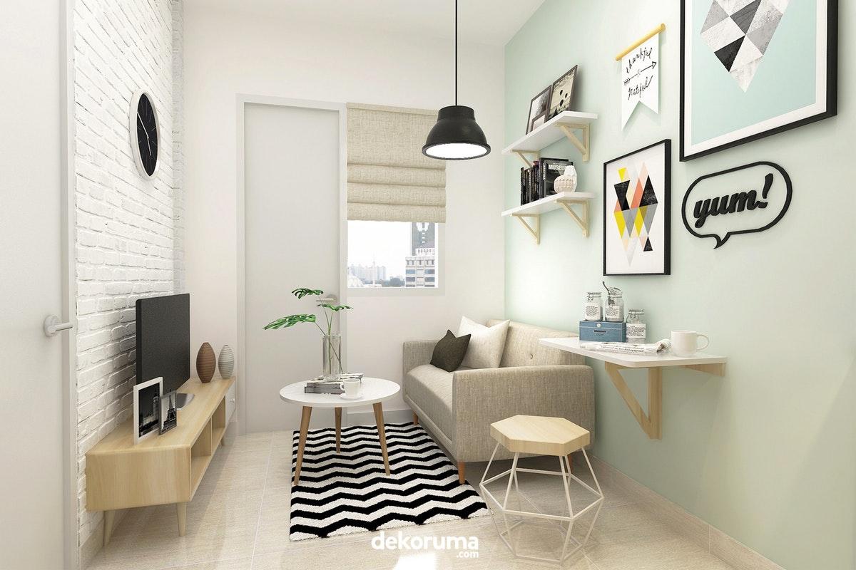 13 interior ruang keluarga impian semua keluarga baru