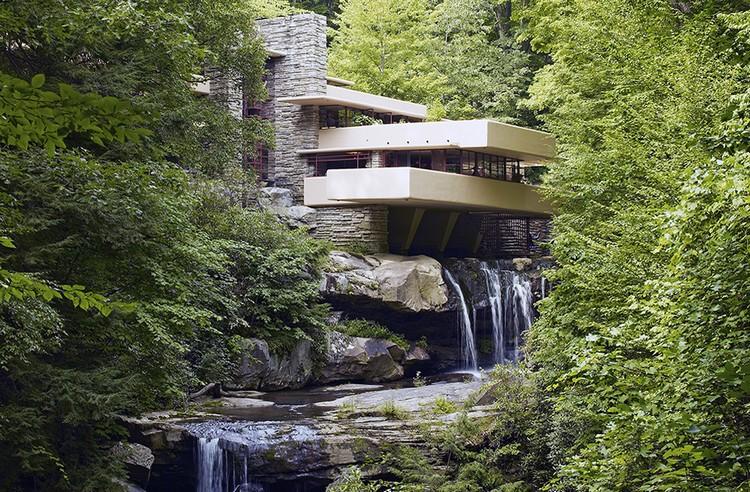 Rumah terindah di Pennsylvania, Fallingwater