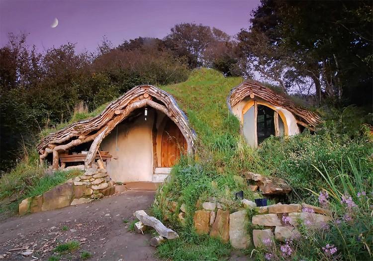 Rumah terindah di dunia hobbit