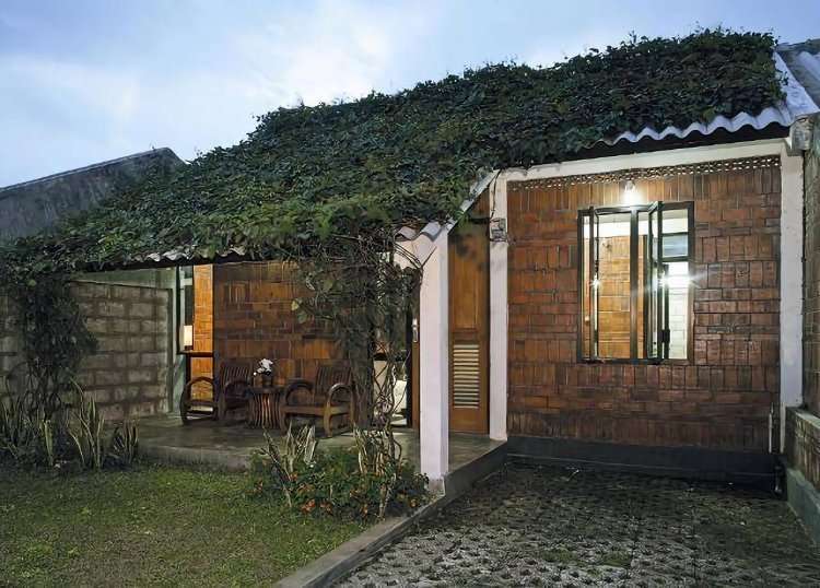 rumah pedesaan yu sing