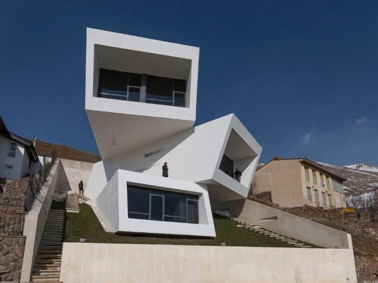Rumah terindah di dunia di Iran, Mosha House