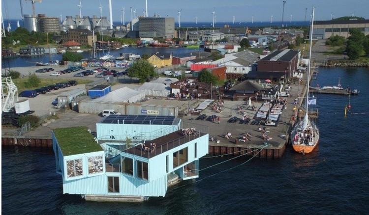 Rumah terindah di dunia di Denmark,Urban Rigger