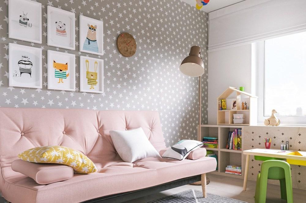 12 Trik Dapatkan Interior Sempurna Dengan Wallpaper Dinding Rumah