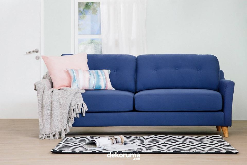 70 Kursi Minimalis Warna Biru Gratis