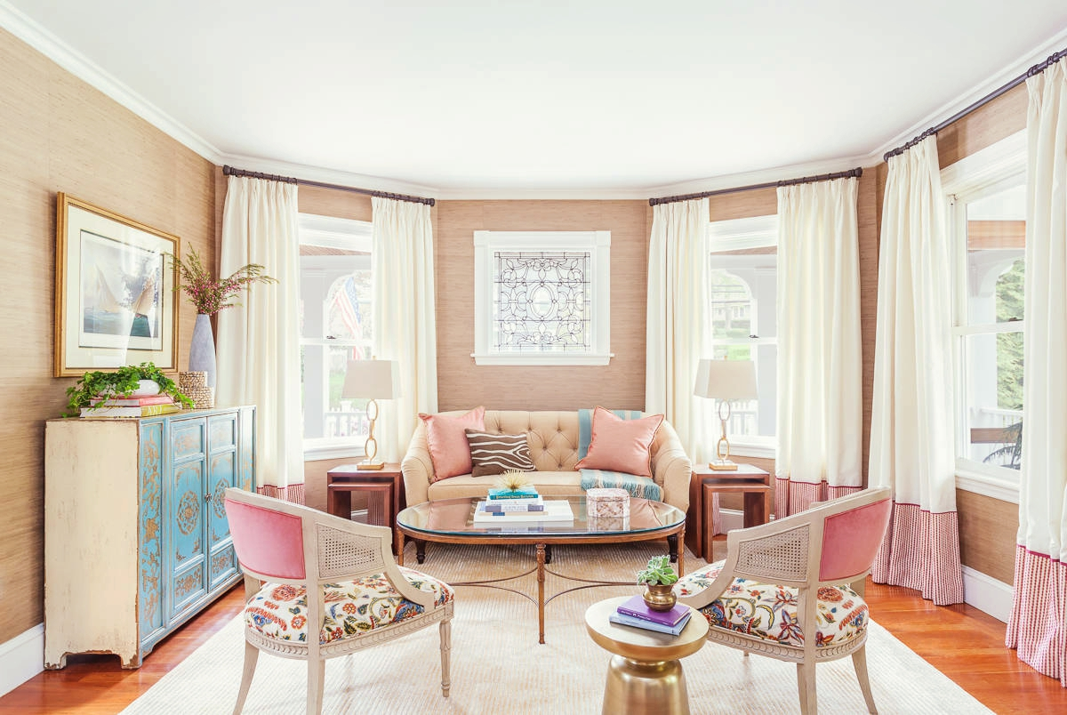 5 Warna Cat Ruang Tamu Yang Bisa Buat Ruangan Terlihat Luas
