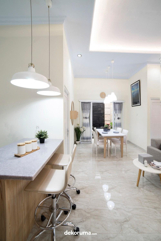Lampu Desain Interior Apartemen Kecil