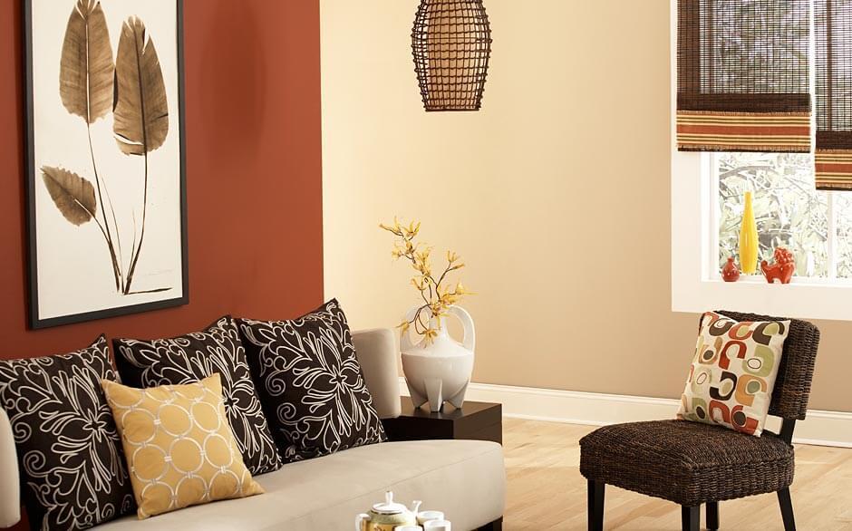 7 Kombinasi Warna Cat Ruang Tamu Ini Buat Suasana Lebih Dinamis