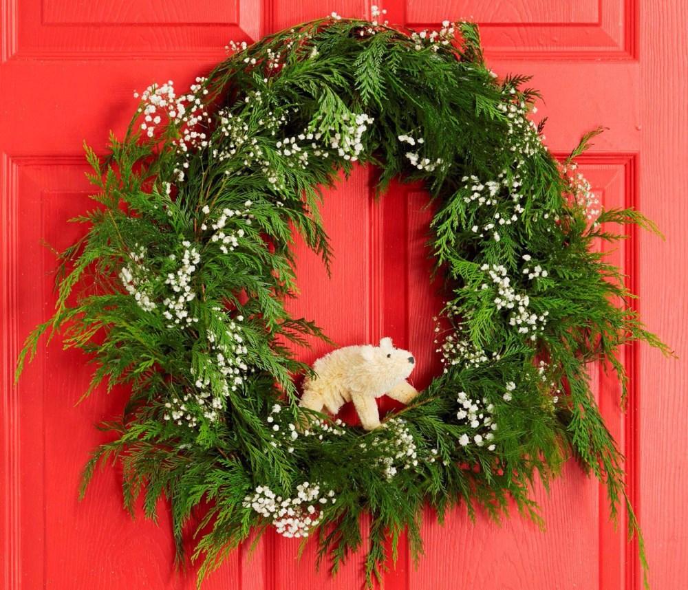 Wreath Dekorasi Natal