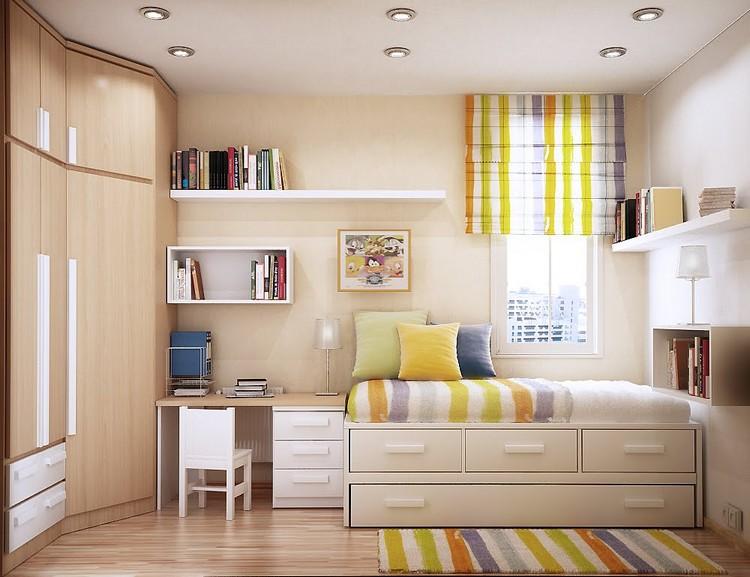 Hasil gambar untuk Rekomendasi Desain Kamar Tidur 3×3- kamar tidur