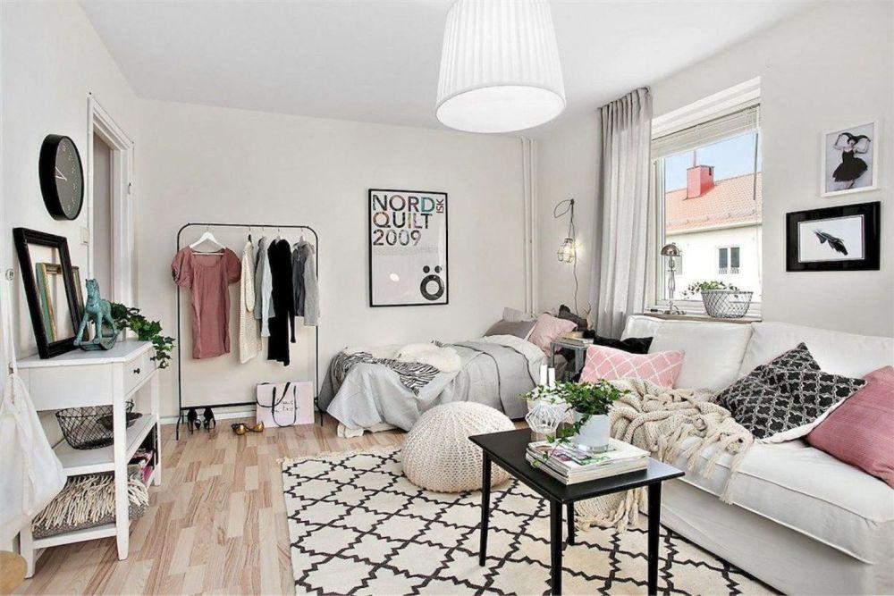 Apartemen Dekorasi