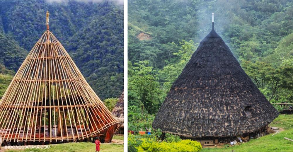 Arsitek Indonesia Konservasi Mbaru Niang