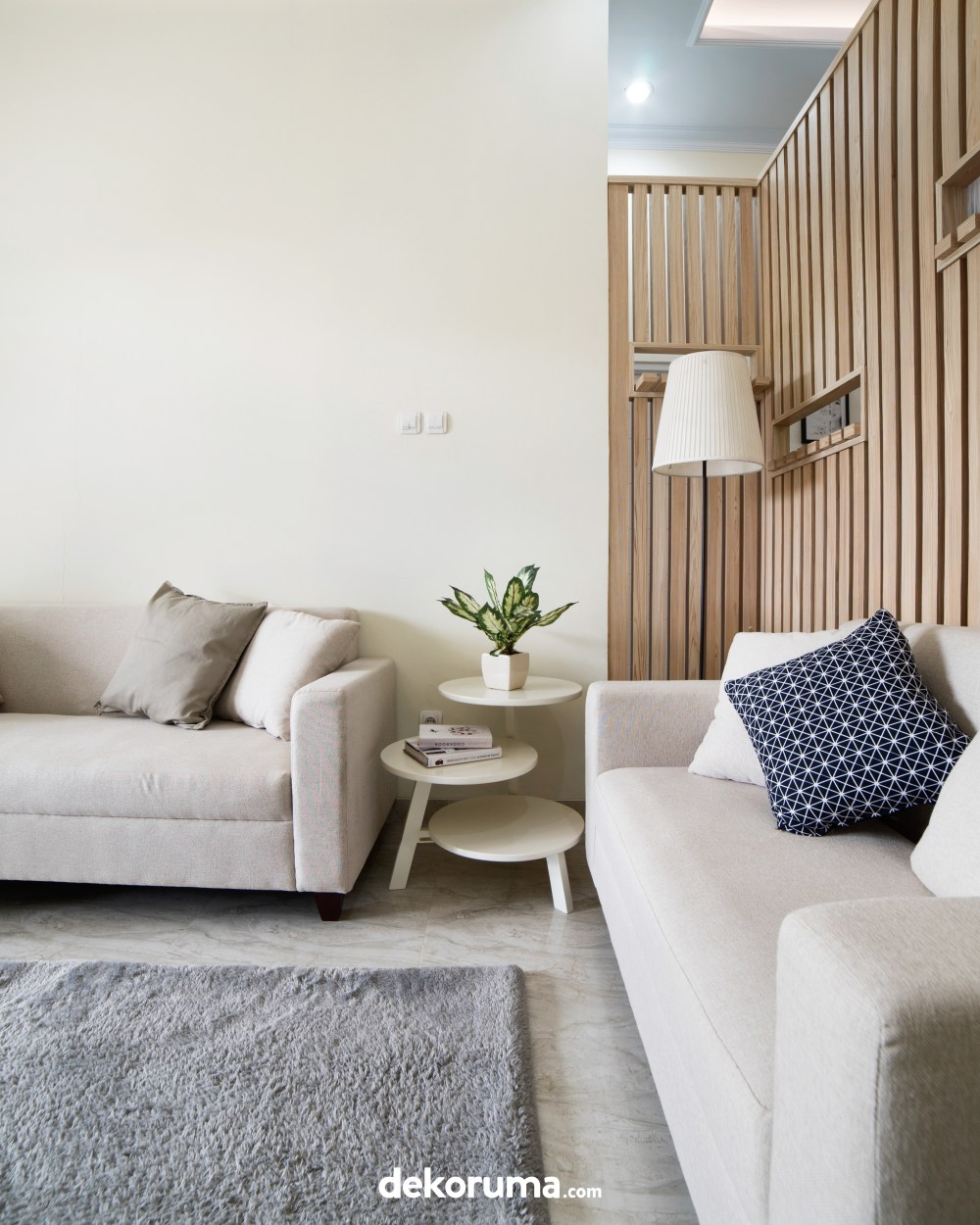 Dekoruma Home Renovasi Ruang Tamu