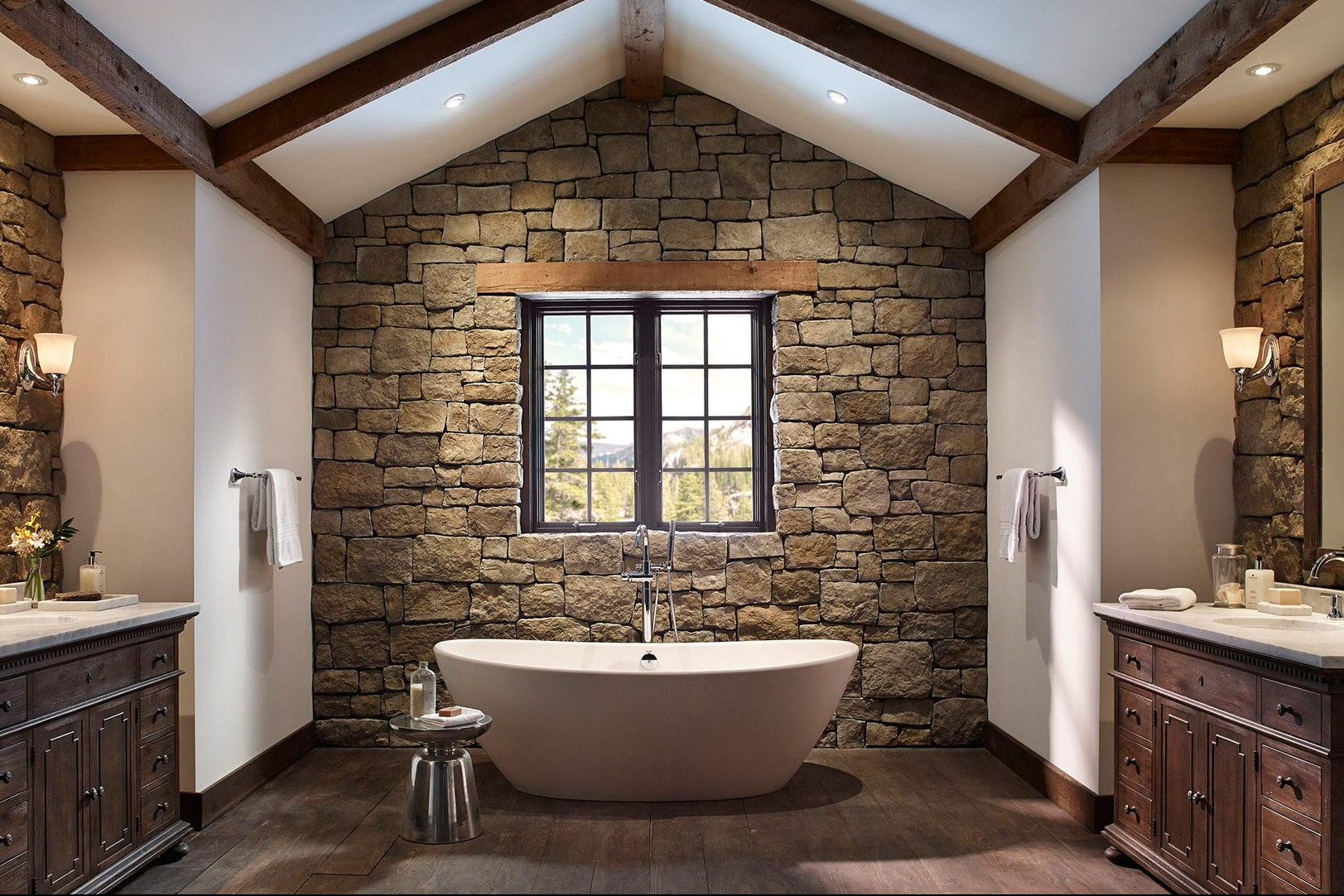 Desain Dinding Batu Alam 405737974 1527221126655 - Inspirasi Untuk Ide Desain Kamar Mandi, Minimalis dan Eksotiss!