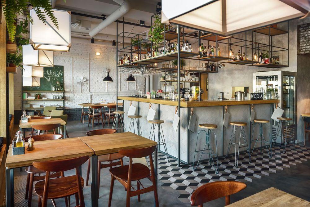 Jalan Jalan Mengintip 9 Desain Interior Cafe Kecil Tercantik Sedunia