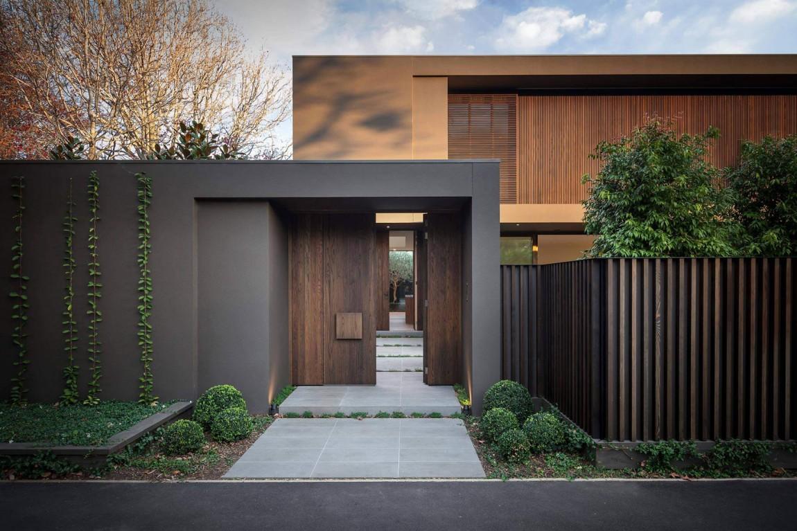 Beda Dari Yang Lain Ini 8 Desain Pagar Rumah Paling Kreatif Di Dunia