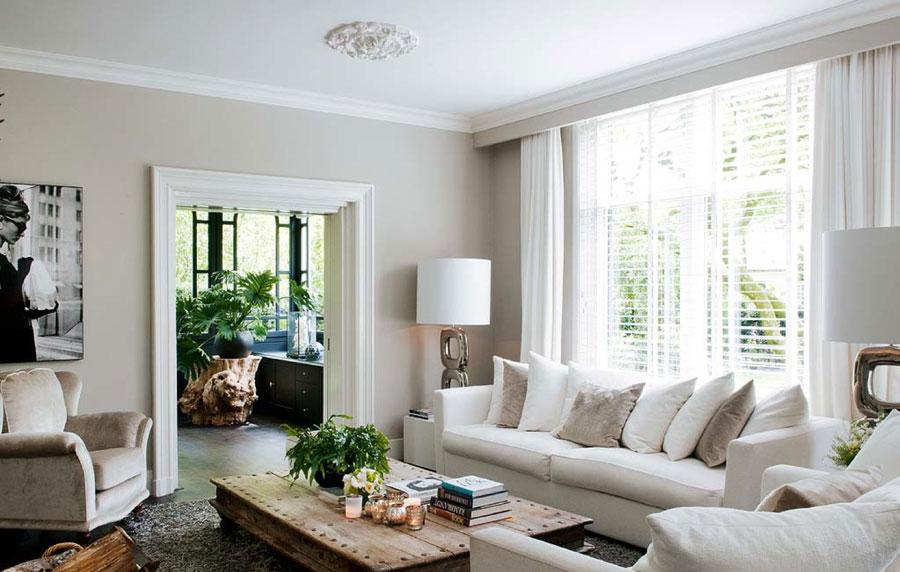 Model Rumah Klasik Perabot