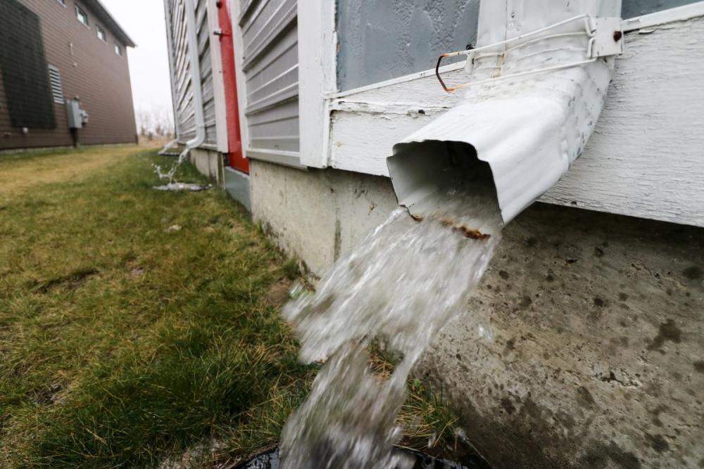Rumah Tidak Sehat Pola Sanitasi