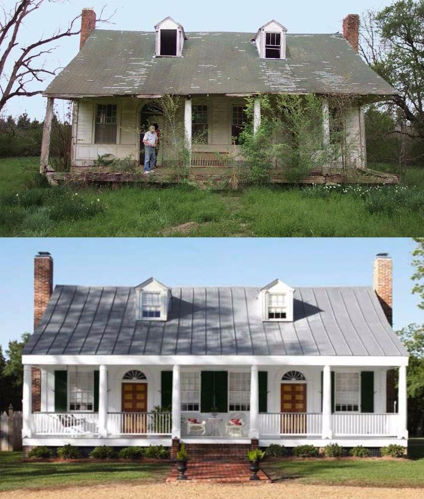 Rumah Tua Lebih Kuat