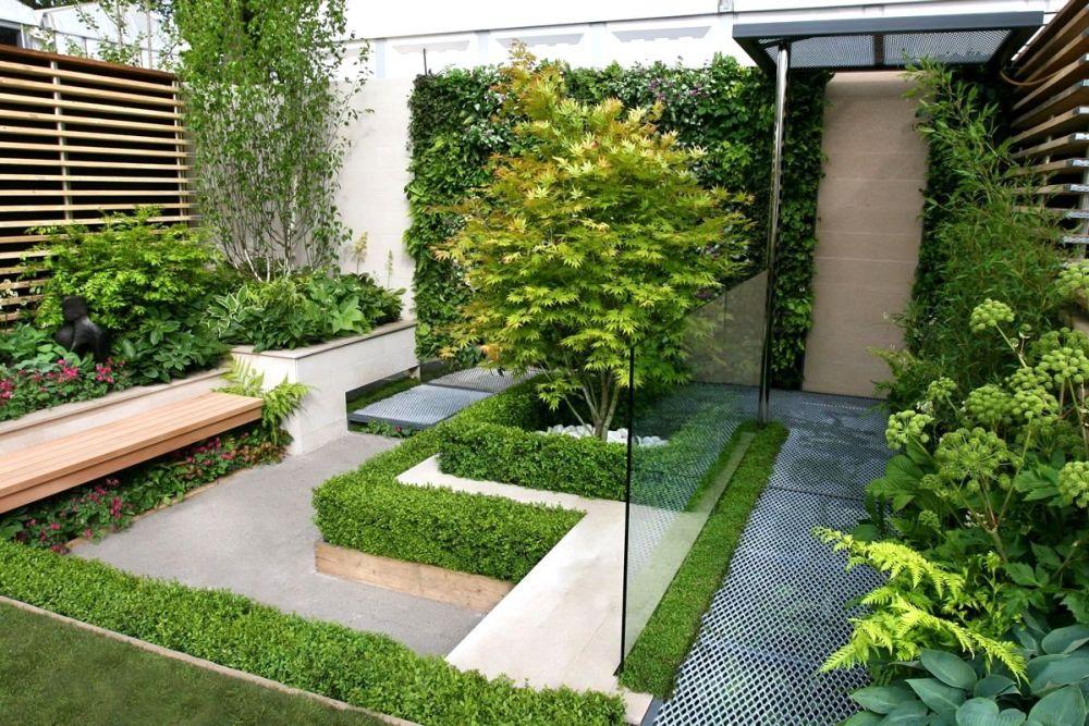 354+ Contoh Desain Taman Indah Paling Bagus