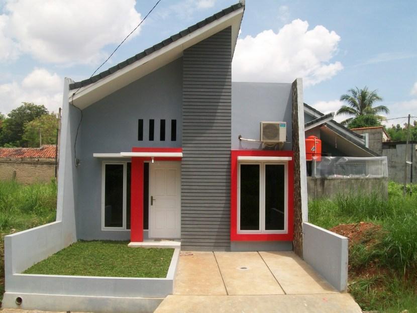 Desain Rumah Mewah Dengan Biaya Murah  7 tipe rumah terpopuler di indonesia