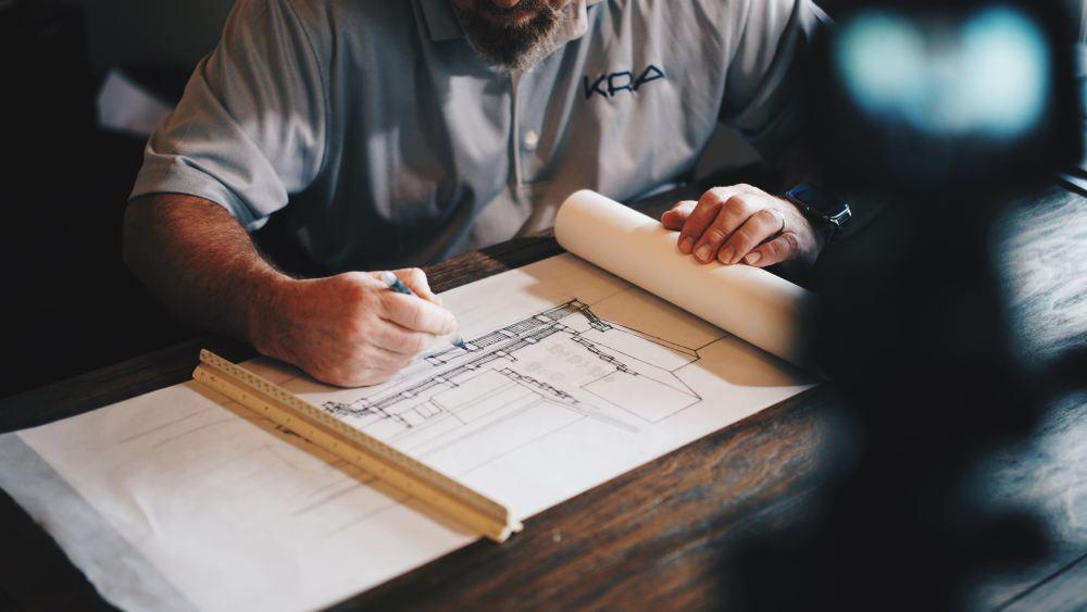 Pengerjaan Proyek Arsitek