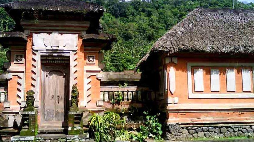 Arsitektur Tradisional Bali Filosofi