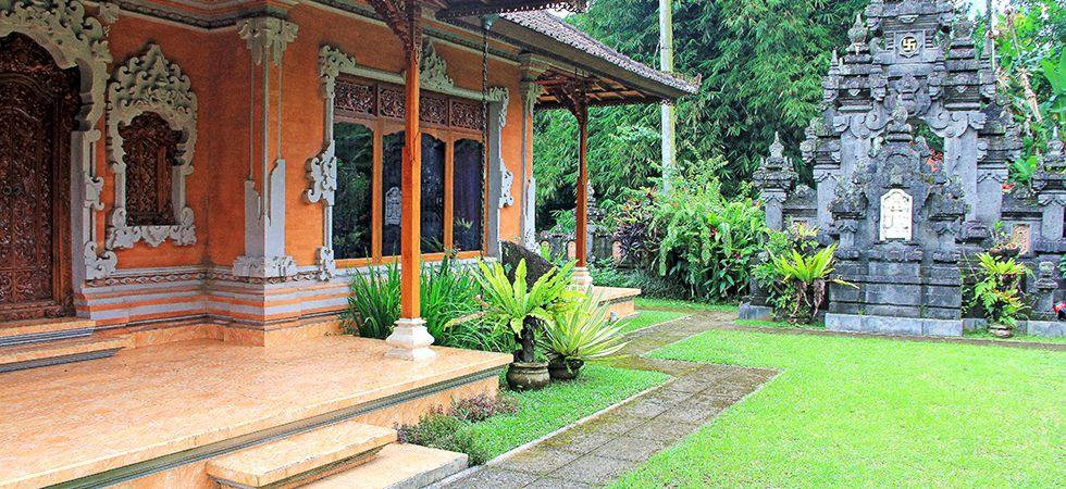 Arsitektur Tradisional Bali Pekarangan