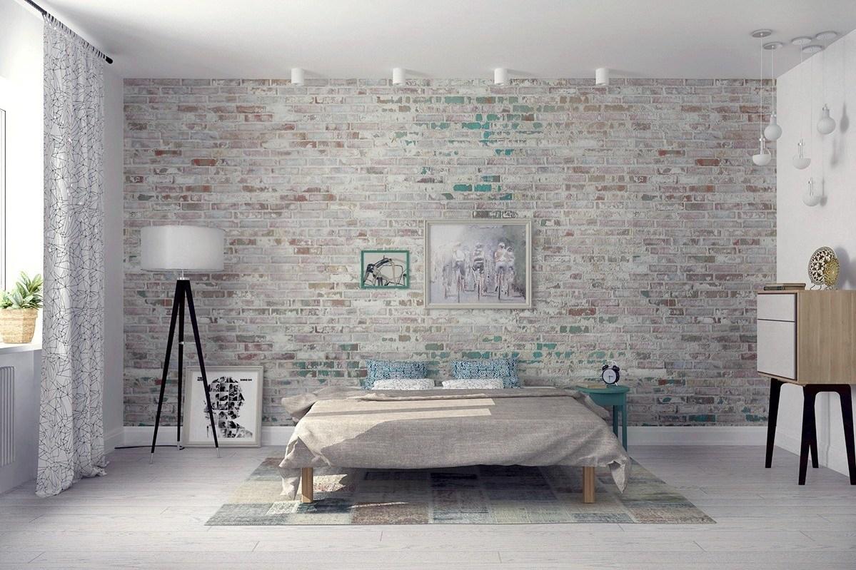 mengintip kerennya 7 desain rumah dengan dinding batu bata ekspos