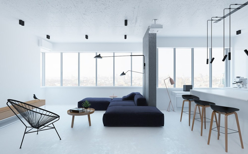 Interior Minimalis Perabot