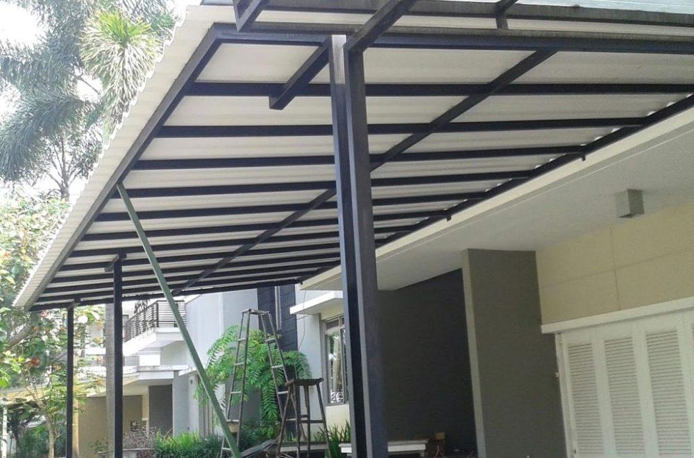 Hasil gambar untuk blogspot.com kanopi besi minimalis