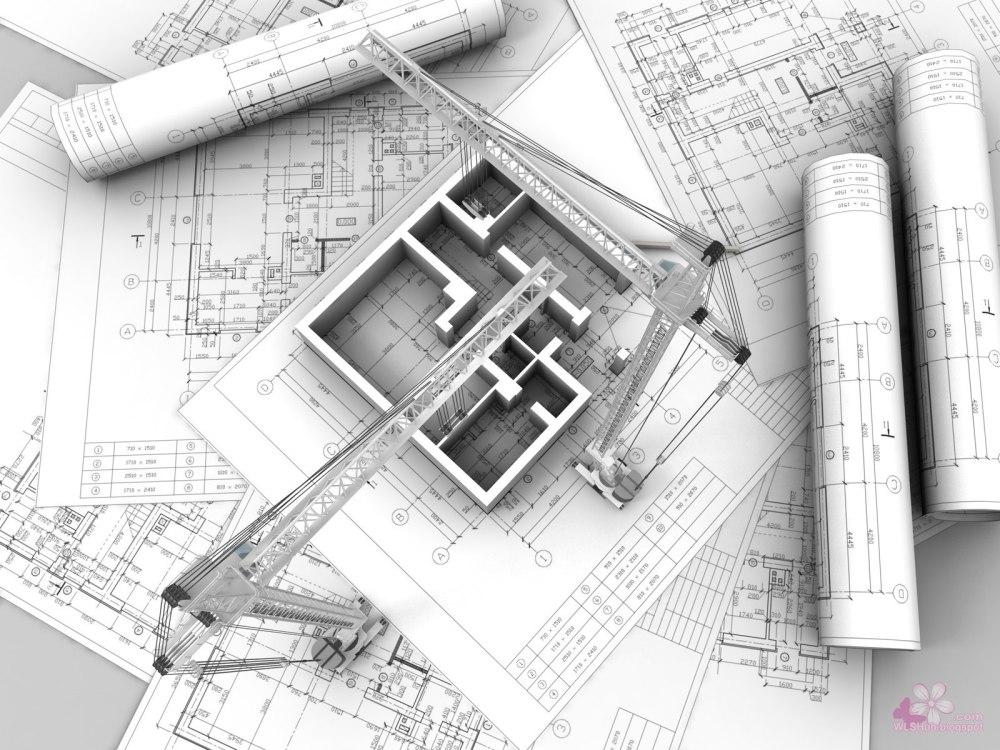 Proposi Sketsa Bangunan