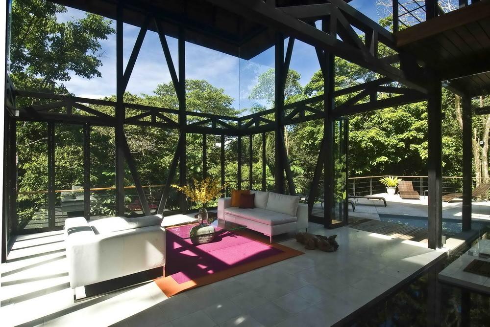 Rumah Tropis Modern MC1 House