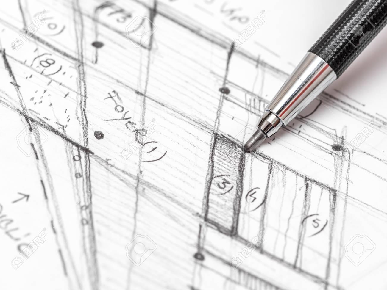 Buat Denah Rumah Impian Nggak Sulit Kok Ini Trik Rahasianya