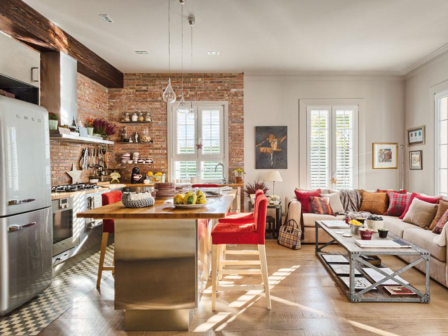 8 Inspirasi Desain Rumah Impian Dengan Bata Ekspos