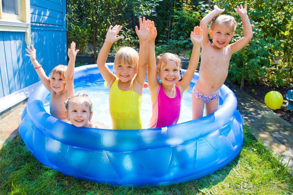 Kolam renang anak khusus balita