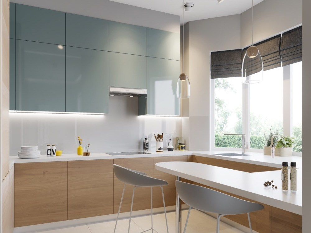 7 Inspirasi Dapur  Minimalis  Modern  Untuk Keluarga Masa Kini