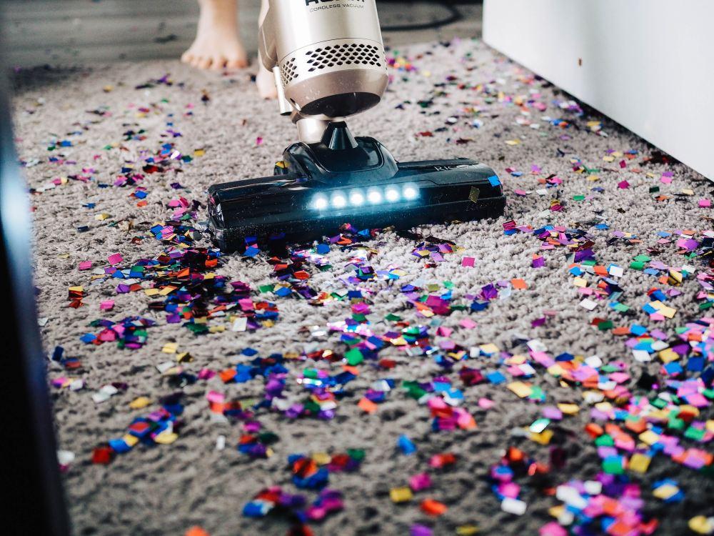 Manfaatkan Vacuum Cleaner untuk Membersihkan Tungau Debu