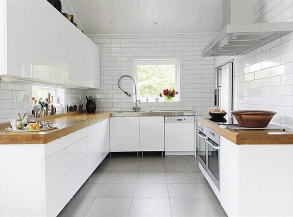 Ruang Dapur Minimalis Anti Stres