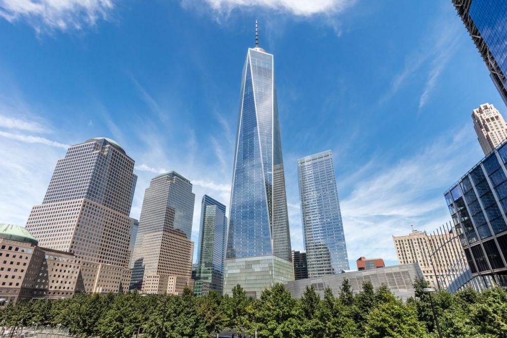 Gedung Pencakar Langit WTC
