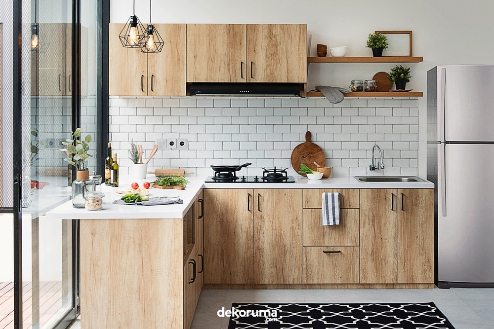 Kitchen set impian