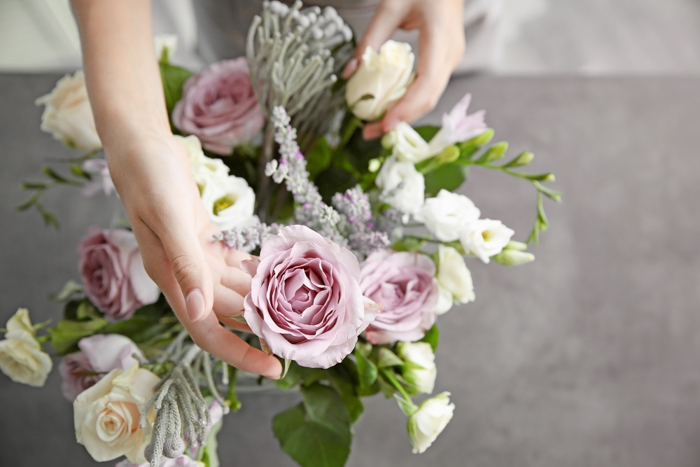 Mudah Dan Simpel Begini Cara Merangkai Bunga Untuk Pemula