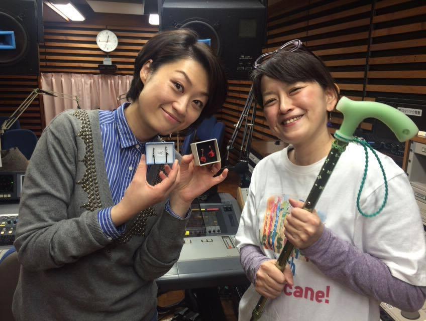 「AIR-G FM北海道 ブリリアントデイズ に出演」のアイキャッチ画像
