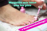 Video #Pedicurechallenge