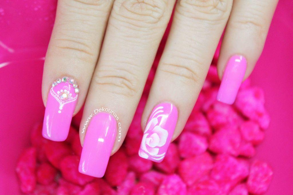 Decoracion de uñas temp flores3