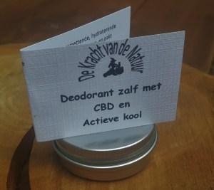 deodorant zalf