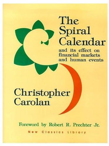 Carolan Spiral Calendar