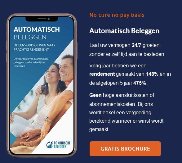 Automatisch Beleggen