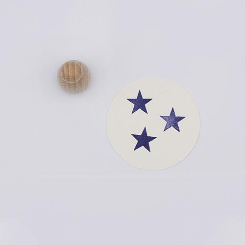 Perlenfischer stempel ster | De Kroonluchter