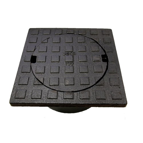 Inspection Cover 199 Heavy to Suit DN100 Pipe