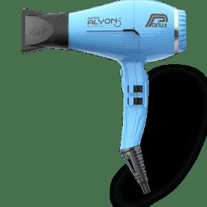 Профессиональный фен для волос Parlux ALYON Air Ionizer Blue (Синий) Италия